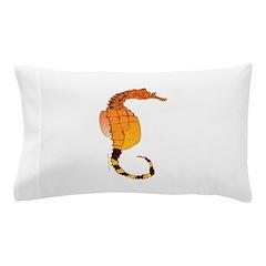 Big belly Seahorse Pillow Case