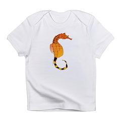 Big belly Seahorse c Infant T-Shirt