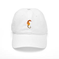 Big belly Seahorse c Baseball Baseball Cap