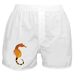 Big belly Seahorse c Boxer Shorts
