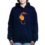 Big belly Seahorse c Hooded Sweatshirt