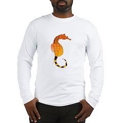 Big belly Seahorse c Long Sleeve T-Shirt