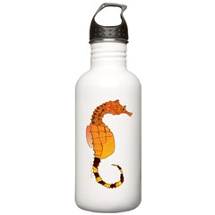 Big belly Seahorse c Water Bottle