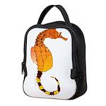 Big belly Seahorse c Neoprene Lunch Bag