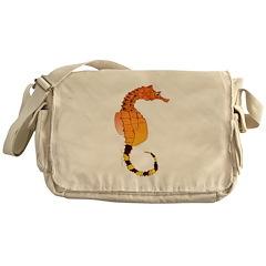 Big belly Seahorse c Messenger Bag