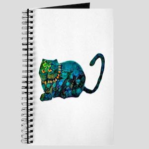 Shamrock Cat Journal