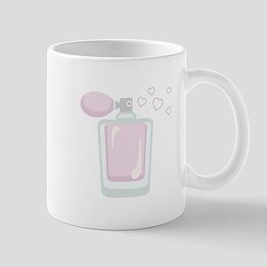 Perfume Bottle Fragrance Mugs