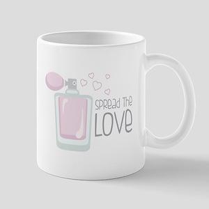 Spread The Love Mugs