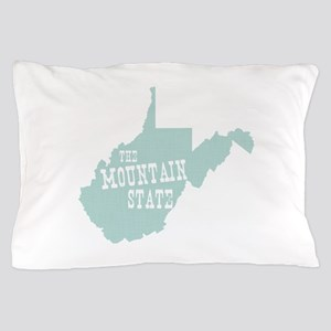 West Virginia Pillow Case