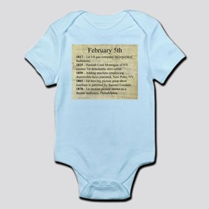 February 5th Body Suit