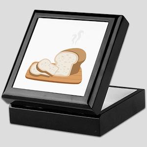 Loaf Bread Keepsake Box