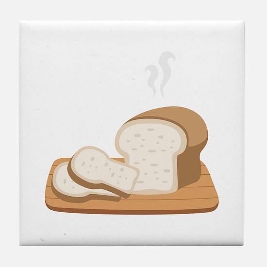 Loaf Bread Tile Coaster