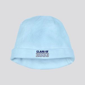 Class of 2033 baby hat