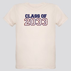 Class of 2033 Organic Kids T-Shirt