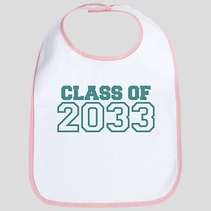 Class of 2033 Bib