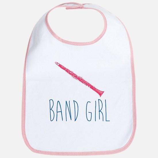Band Girl Clarinet Bib