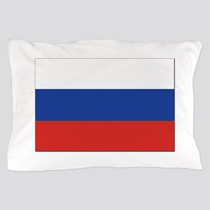 Flag of Russia Pillow Case