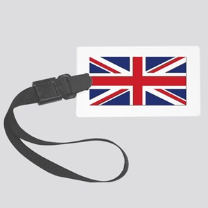 Flag of the United Kingdom Large Luggage Tag