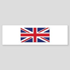 Flag of the United Kingdom Sticker (Bumper)