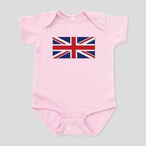 Flag of the United Kingdom Infant Bodysuit