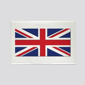 Flag of the United Kingdom Rectangle Magnet