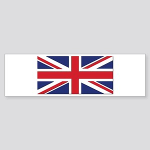 Flag of the United Kingdom Sticker (Bumper)