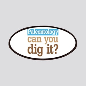 Paleontology Dig It Patches