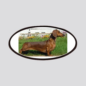 dachshund full Patches