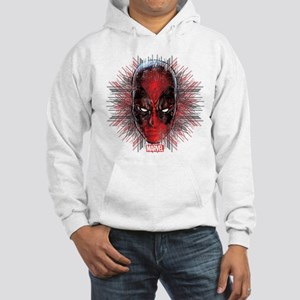 Deadpool Hooded Sweatshirt