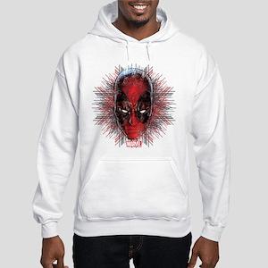 Deadpool Hooded Sweatshirt