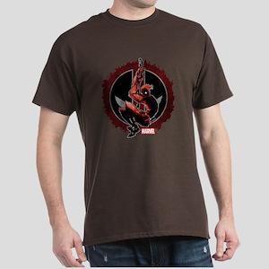 Deadpool Sketch Dark T-Shirt