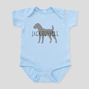 Jack Russell Dog Infant Bodysuit