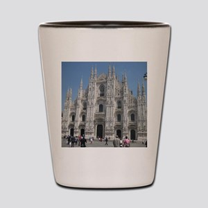 The Milan Cathedral Shot Glass