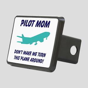 Pilot Mom Hitch Cover