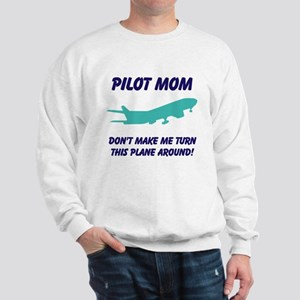 Pilot Mom Sweatshirt