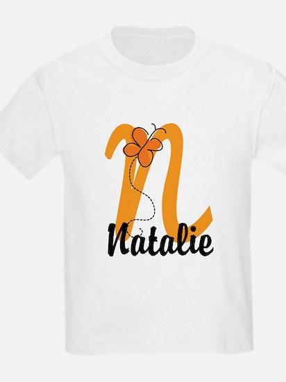 Custom N Monogram T-Shirt
