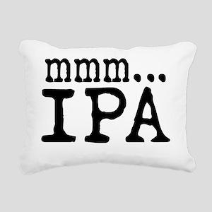 Mmm... IPA Rectangular Canvas Pillow