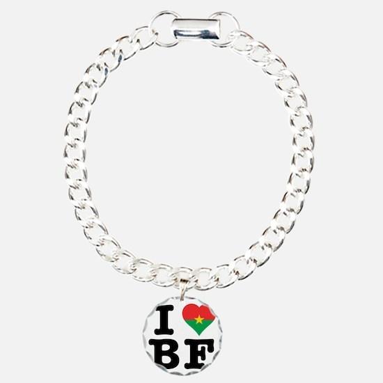I Love BF Bracelet