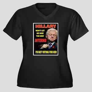 WILD BILL Plus Size T-Shirt
