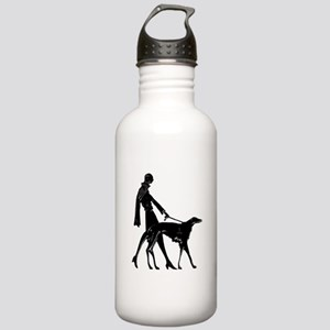 Deco Zoi Lady Stainless Water Bottle 1.0L