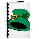 Leprechaun Hat with Shamrock Journal