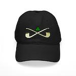 Shamrock and Pipes Baseball Hat