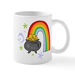 Rainbow with Crock of Gold Mugs