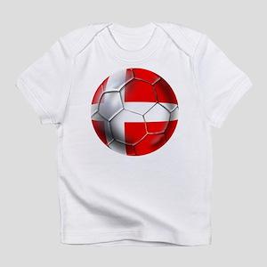 Danish Football Infant T-Shirt