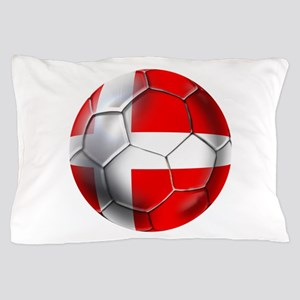 Danish Football Pillow Case