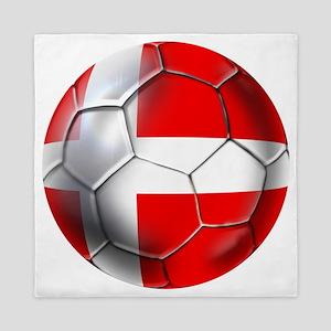Danish Football Queen Duvet