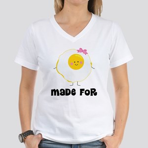 Egg and Bacon Couples T-Shirt