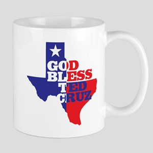 God Bless Ted Cruz Mugs