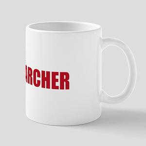 Target Archer Mug