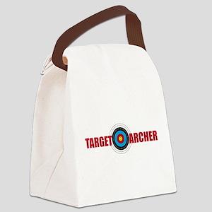 Target Archer Canvas Lunch Bag